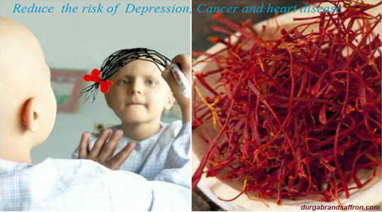 Photo of Authentic scientific research confirms which of the healing properties of saffron?